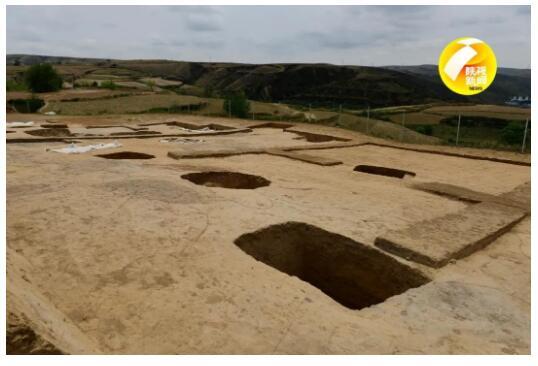 陜西寨山遺址發現多處活人殉葬墓