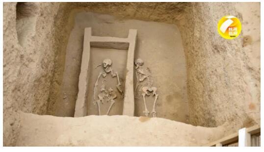 咋回事?陜西寨山遺址發現多處活人殉葬墓 到底發生了什么?