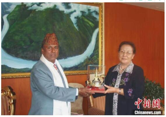 尼泊尔学者:望更多人客观公正看待西藏发展